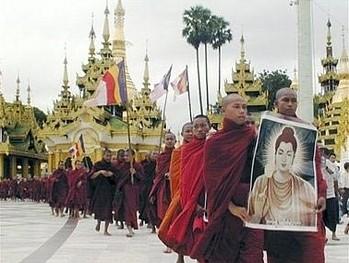 缅甸仰光_仰光人口